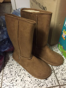 Women boots shoes uggs booties slippers new size 10