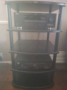 Kenwood stereo stand