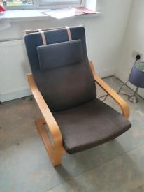 Ikea poang chair. Good condition