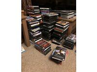 DVD films x 267