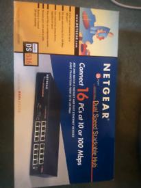 Netgear DS516 Hub