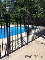 Railings, gates, fences, stairs, handrails, posts, platforms