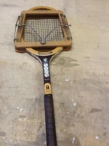 Classic Bancroft model Borg Tennis Racket