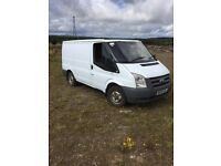 Ford transit swb 59reg 2010 ---no vat --- 6 seats