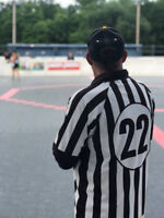 LOOKING TO HIRE REFS FOR BALLHOCKEY!