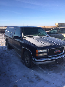 1995 gmc 1500 regular cab 2wd