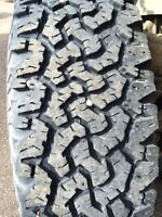 Tires, tires, tires, Dunmore auto wreckers