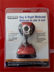 Day and Night Webcam - UNOPENED / NEW