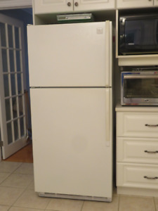 Whirlpool Fridge & Stove - Perfect Working Condition