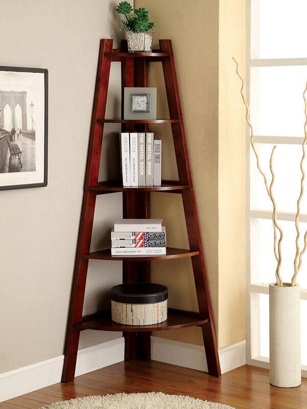 A-Frame/Ladder Corner Shelf
