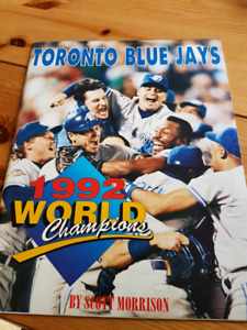 Toronto Blue Jays 1992 Year in Review.