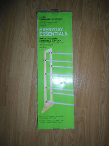 Brand New Still in the Box Expandable Shoe Shelf