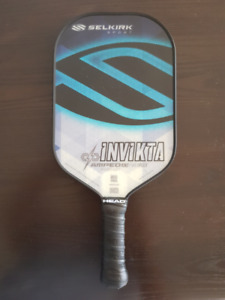 AMPED INVIKTA Pickleball Paddle by Selkirk Sports 8.0 ounces