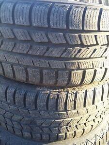 Plusieurs pneus d'hivers 15,16,17 pouces - Winter tires Gatineau Ottawa / Gatineau Area image 9