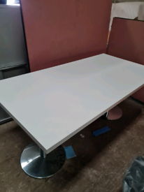 New canteen/ cafe tables
