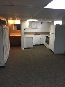 Basement Bachelor Suite For Rent