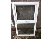 Second hand double glazed window