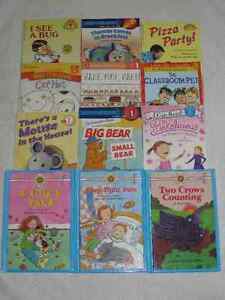 EARLY READERS BOOKS (LEVEL 1) - GREAT SELECTION - CHECK IT OUT!