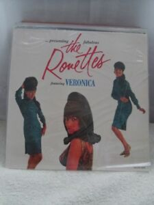 Presenting The Fabulous RONETTES Featuring Veronica LP Record.