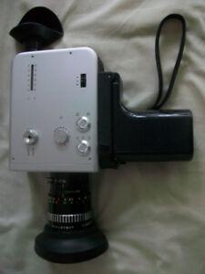 Movie camera super 8 Braun Nizo S56
