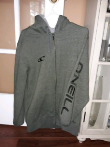 Oneil hoodie size med