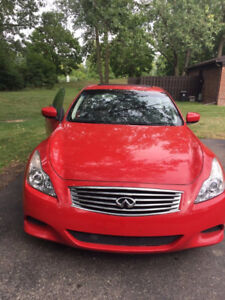 Superb condition Infiniti 2008 G37S