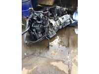 BMW e36 1.8 engine with automatic gearbox