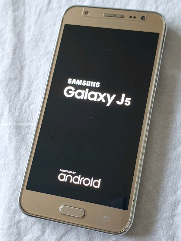 Samsung Galaxy J5 Gold 8gb UNLOCKED | in Sheffield, South Yorkshire |  Gumtree