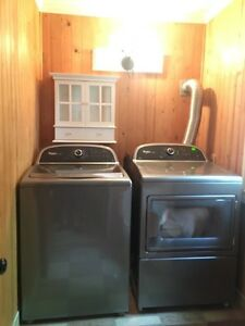 Whirlpool Cabrio washer and dryer set for sale