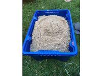15kgs (approx) marine sand