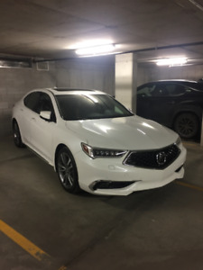ACURA TLX ÉLITE 2019  SH AWD POUR (trans location)