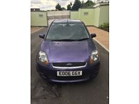 FOR SALE: 2006 Automatic Ford Fiesta Ghia 5dr 31k miles