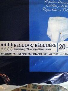 Tena protective underwear