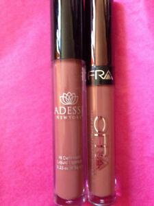 Adesse New York Liquid Lipstick & Ofra Liquid Lipstick
