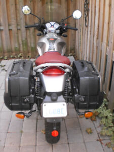 Moto Guzzi Breva 750 Side Luggage
