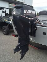NON CURRENT EVINRUDE 40 ETEC ***5yr WRNTY until Sept 8th ONLY***