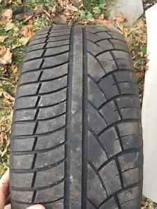 4 GOODRIDE summer tires with Black Rims West Island Greater Montréal image 3
