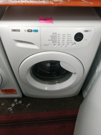 ZANUSSI LATEST MODEL WASHING MACHINE EXCELLENT CONDITION WITH DELIVERY