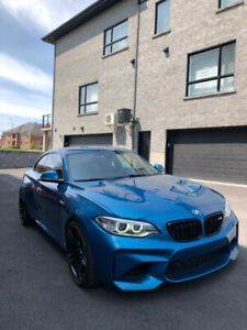 2017 BMW M2 - 725$ / month , 0$ Down, 12k$ incentive
