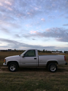 1996 CHEVROLET SHORTBOX