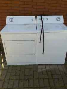 Washer and Dryer - Whirlpool