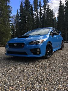 2016 Subaru WRX STi - AWD