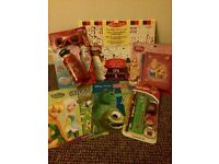 6 brand new children's items books stationary etc. Job lot