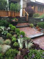Landscaping and carpentry