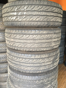 P275/55R20 DUNLOP SP SPORT 5000 USED