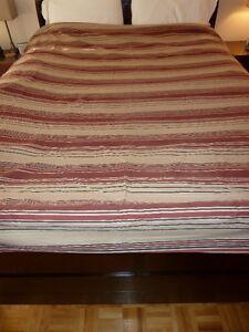 Housse de couette de lit QUEEN 87'' X 87'' ou 7 pieds X 7 pieds