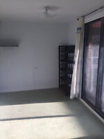 W/O Basement Unit. Bright, Pvt unit with separate entrance !!