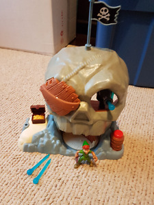 Jake and the Neverland Pirates toys