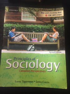Principles of Sociology: Canadian Perspectives - Second Edition