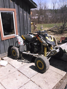 2004 Can-Am DS 650